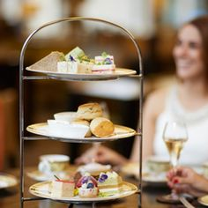 High Tea at the Sofitel Melbourne on Collins