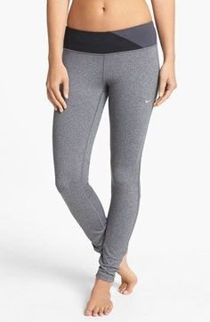 nike yoga pants - I live in these. they have replaced sweats in my at-home wardrobe. jh