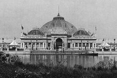 Horticulture Building, Chicago World's Fair 1893