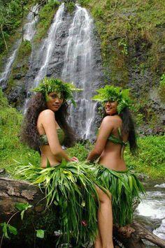 South Pacific Islanders