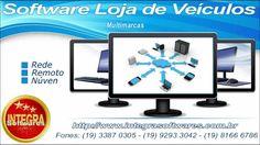 software para loja de carros, automóveis e motocicletas
