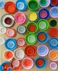 Bouchons en plastique