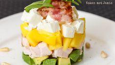 Kip-mango-avocado torentje