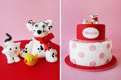 Maria's Birthday Cake