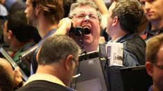 A massive trade spooked the stock market today.