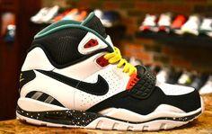 Nike Air Trainer SC II 'Rasta' - EU Kicks: Sneaker Magazine