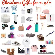 Awesome Valentines Gift Ideas for Teenage Girls for 2020 Awesome Christmas Gifts Every Teen Girl Wants. Teenage Girl Gifts Christmas, Tween Girl Gifts, Birthday Gifts For Teens, Mom Birthday Gift, Perfect Christmas Gifts, Christmas Birthday, Birthday Wishlist, Christmas Girls, Christmas Gifts For 13 Year Olds