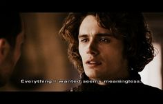 Everything I wanted seems meaningless-tristan and isolde