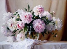 55 trendy flowers arrangements drawing still life Rose Oil Painting, Watercolor Paintings, Rose Pictures, Acrylic Flowers, Flower Oil, Spring Blooms, Gras, Vintage Flowers, Pink Roses