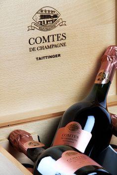 #champagne #taittinger  La grande maison Taittinger...