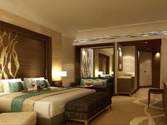 The new Anantara Hotel in Abu Dhabi City