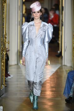Défilé Ulyana Sergeenko Haute Couture printemps-été 2016 9