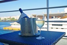 Prosecco on my balcony at Silver Spirit luxury cruise with Silversea Lets Get Lost, French Press, Travel Pictures, Adventure Travel, Cruise, Prosecco, Luxury, Balcony, Spirit