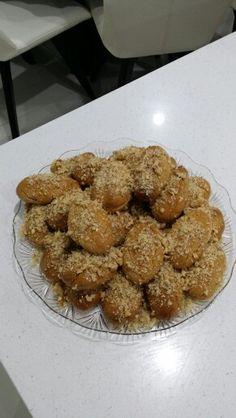 Gluten free Melomakarona