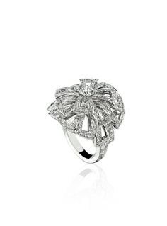 Chanel - 1932 Ring in 18K white gold and diamonds,