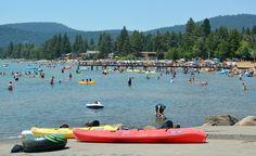 North Shore Lake Tahoe Burnt Cedar Beach