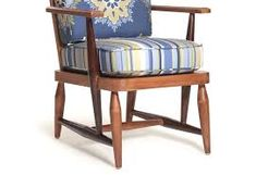 Source The Edwin Club, Blue Bonnet version by limón Swivel Chair, Armchair, Camping Chairs, Bedroom Chair, Blue Bonnets, Garden Chairs, Contemporary Interior, Rocking Chair, Home Furniture