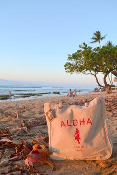 Tag Alohaタグアロハ*ハワイ人気トートバッグ