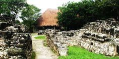 San Gervasio Mayan Ruins <> Cozumel,Mexico...