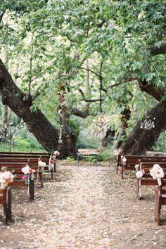 Romantic Ceremony Decoration Ideas