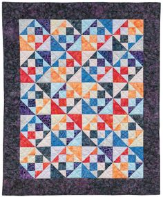 Ray of Light quilt by Regina Girard http://blog.shopmartingale.com/quilting-sewing/5-tips-for-precuts-64-quilt-patterns-fabric-giveaway/?utm_source=Stitch+This%21+blog&utm_campaign=fedbcc250a-digest%2C+Quilting&utm_medium=email&utm_term=0_ab6bb44864-fedbcc250a-304597353