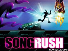 Song Rush  Android Game - playslack.com , Overcome hindrances perceiving  to your popular song and collect the limit abstraction of scores.