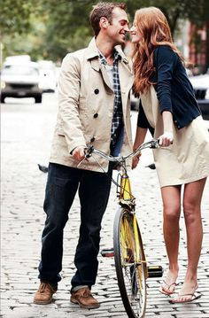 Love the bike. Love the love.