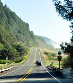 Highway 101, Oregon Coast