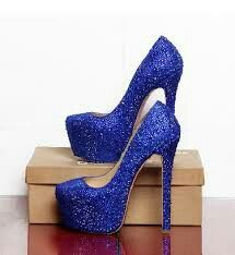 2013 new arrive red soles bottoms lady royal blue glitter leather high heels for woman shoes glitter wedding shoes womens… Dream Shoes, Crazy Shoes, Me Too Shoes, Glitter Wedding Shoes, Glitter Shoes, Blue Glitter, Pretty Shoes, Beautiful Shoes, Ankle Boots