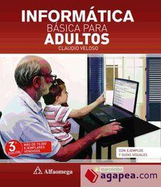 Con este libro, podrá acercarse al mundo de la computación e Internet por primera vez si todavía no lo ha hecho. http://www.marcombo.com/Informatica-basica-para-adultos_isbn9788426720986.html http://rabel.jcyl.es/cgi-bin/abnetopac?SUBC=BPSO&ACC=DOSEARCH&xsqf99=1739867+