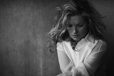 "Peter Lindbergh (@therealpeterlindbergh) na Instagramie: ""Kate Moss, London, 2016  #VogueGermany #KateMoss #LindberghStories"""