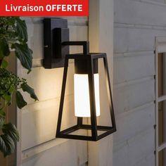 Vintage Extérieur Luminaire Lord en laiton ip44 Lanterne Jardin Cour Entrée Lampe Mur
