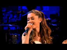 Ariana Grande - Music Is Personal (Q&A on the Honda Stage at iHeartRadio Theater LA) - YouTube