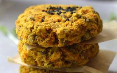 These lentil patties nutritious, filling, and packed with flavor.