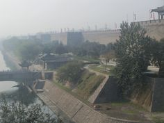 Took this photo in Xian from a moving bus. Did a pretty good job if I say so myself!