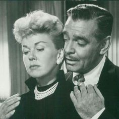 Gable and Day, Teacher's Pet (1958)                                                                                                                                                                                 More