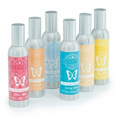 Did you know that if you buy 5 Room Sprays you get one FREE?  Great for air conditioning vents, cars, lockers, gym bags, etc.!!!  Carry it with you wherever you go!!!!