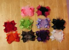 package/feather bow