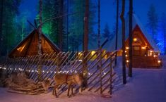 Photo: Mrs Clause - wife of Santa Claus - with elves in Lapland in Finland: House Christmas Cottage of Mrs. Santa Claus in Rovaniemi Santa Claus Village, Santa's Village, Helsinki, Reindeer And Sleigh, Lapland Finland, I Love Winter, Arctic Circle, Winter Theme, Photos