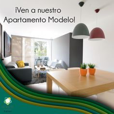 No lo dudes, visita nuestro #apartamentomodeloenlaestrella y conoce todo de los #apartamentosborealtukana