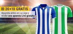 el forero jrvm y todos los bonos de deportes: bwin promocion Deportivo vs Betis: apuesta gratuit...
