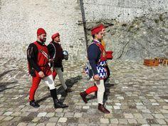 Torneo in armatura alla Fortezza di San leo /RN)