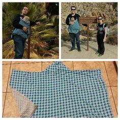 Babywear cape