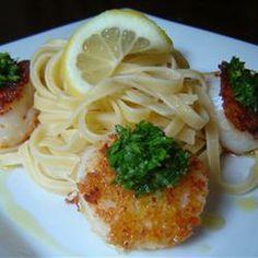 recipe: baked scallops florentine [24]