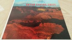 Ferde Grofe's Grand Canyon Suit, 101 Strings, price includes shipping by Eclectasism on Etsy