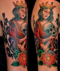 Lady MacBeth Tattoo