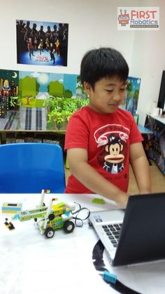 Learning is one of the essential evolutions of human mind. While we are living, we are learning, in most of different things. First Robotics Learning Center finds a simple but creative and fun way of learning. Ways Of Learning, Learning Centers, Human Mind, Robotics, Facebook Sign Up, Science And Technology, Programming, Motors, Evolution