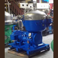 Used for waterwash. Reported in very good condition. Quantity: View more Centrifuges Conditioner, 18th, Model, Scale Model, Models, Template, Pattern, Mockup