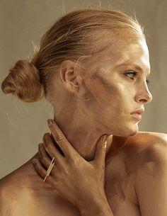 Ksenia by Alicia Shi for BEAUTY SCENE - Beauty Scene