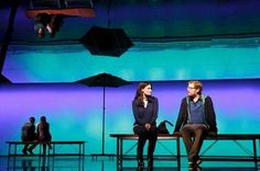 """Nearly 20 Years After """"Rent,"""" Anthony Rapp Is Desperately Seeking Originality With """"If/Then""""-Buzzfeed article."""